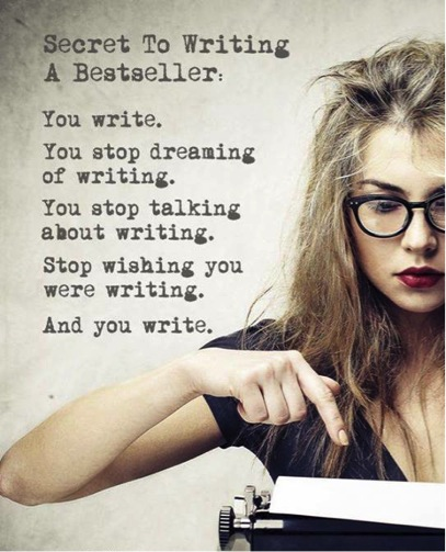 Secret to Writing a Bestseller